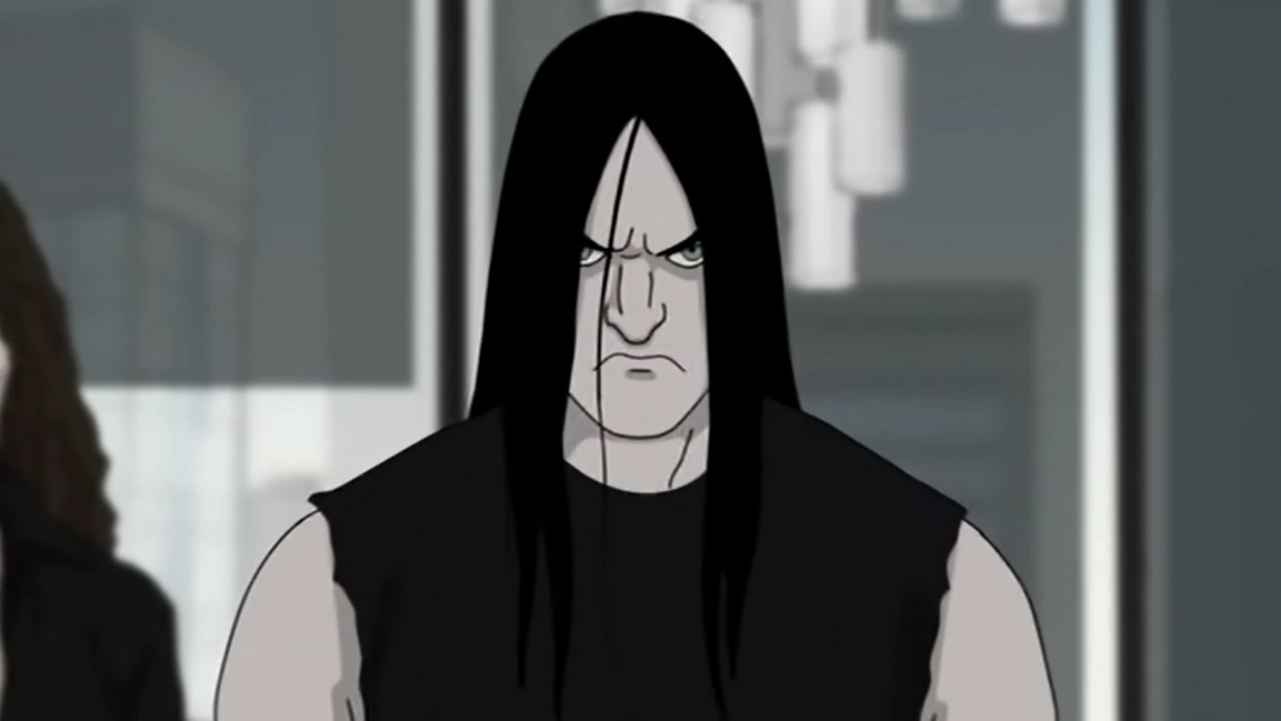 Voice Of Nathan Explosion - Metalocalypse | Behind The Voice Actors