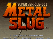 Metal Slug logo