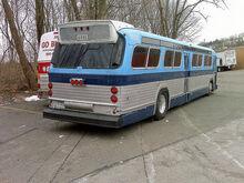 Newer Fishbowl Bus - 1970s - CT