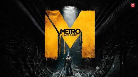 Metro Last Light OST - Wounded