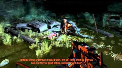 Metro Last Light (Ranger Hardcore Pacifist Walkthrough) Dark Water (Dark Water)