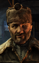 MR VDNKH BORIS