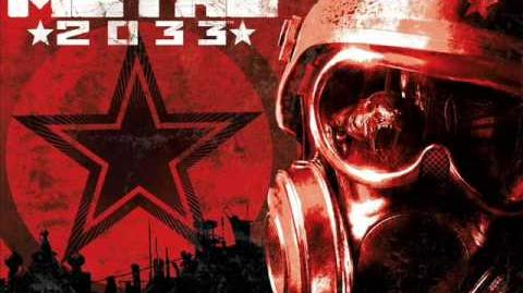 Metro 2033 OST - Accident in Tunnel