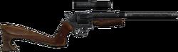 Revolver stock optics barrel 1