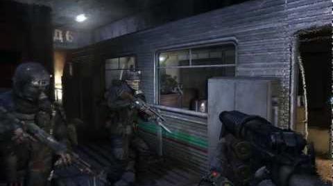 "Metro 2033 (Action hardcore challenge walkthrough) Chapter 6 ""Caves"""