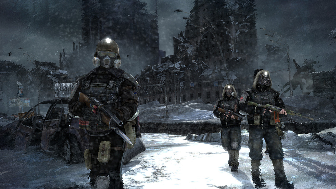 Metro 2033 - Internet Movie Firearms Database - Guns in Movies, TV ...
