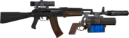 MLL AK-74M side grenade sm
