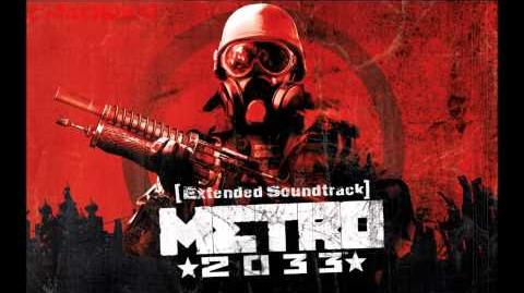 Metro 2033 Extended Soundtrack 6 - Anomaly Intro Suite
