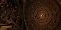 Celestial clock