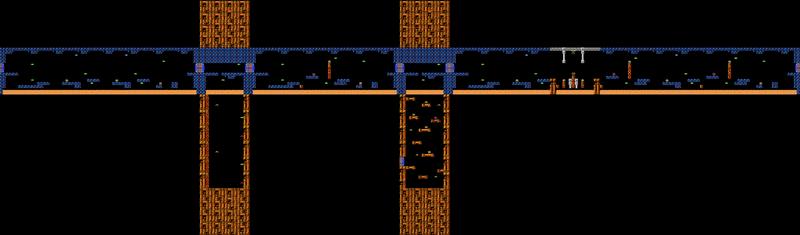 Corridor Four Metroid
