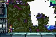 METROID FUSION NIGHTMARE ADMITTING DEFEAT