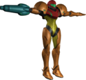 Samus SSB4U model