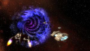 Leviathan wormhole 2