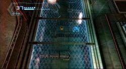 Command Courtyard Morph Ball maze 2