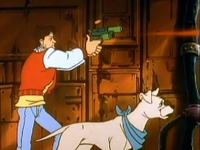 Kraid's Missile Gun
