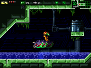 Alpha Metroid AM2R