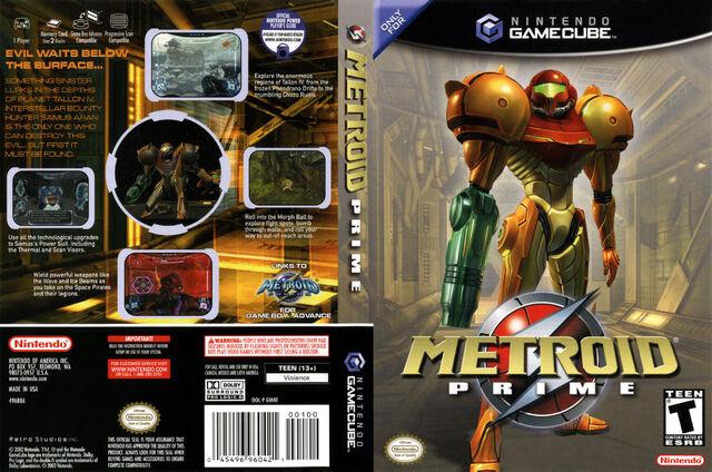 Файл:Metroid Prime COVER.jpg