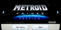 Metroid Prime 3: Corruption Preview