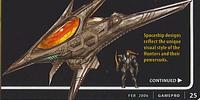 Weavel's Spaceship