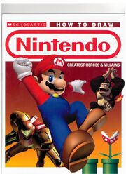How to draw Nintendo