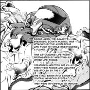 X manga