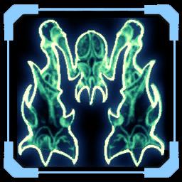 Неиспользованный скан Бокопрыга из Metroid Prime.