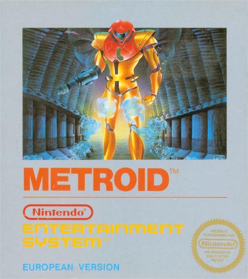 Файл:Metroid - European boxart.jpg