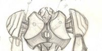 Ancient Chozo Robot