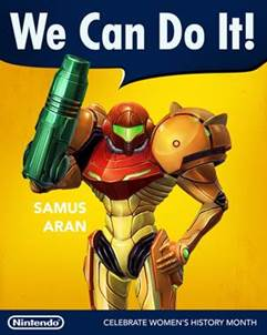 Samus the Riveter