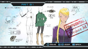 Metroid Other M Samus uniform Art 91