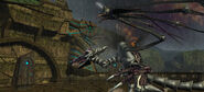 Meta ridley wings destroyed