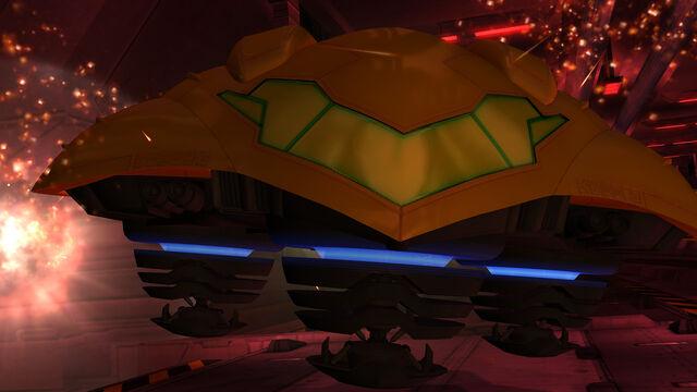File:Samus Gunship take off Main Sector HD.jpg