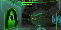Green Blast Shield