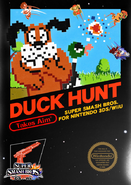 Duck Hunt reveal art