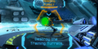 Training Turret