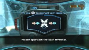 Biohazard scanner