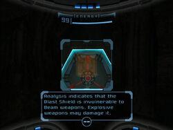 Blast Shield Scan Dolphin HD