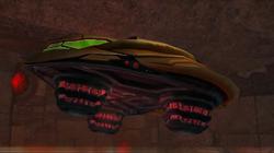 Samus Gunship Echoes Landing.png