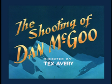 The Shooting of Dan McGoo
