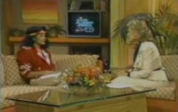 La Toya Jackson 1984 Good Morning America
