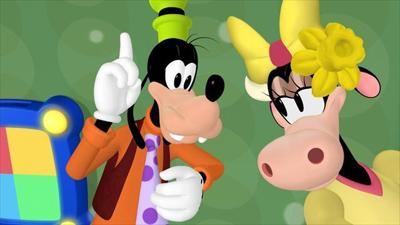 Goofy Mickey Mouse Clubhouse