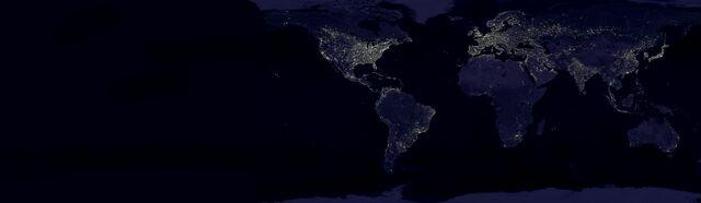 File:Flat earth night banner2-1-.jpg