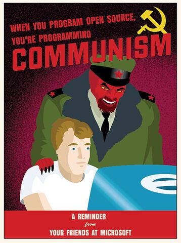 File:Open Source = Communism.jpg