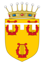 Barony of Scrchio Arms PNG
