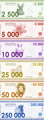 List of Banknotes