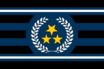 Thracian Space Fleet Flag