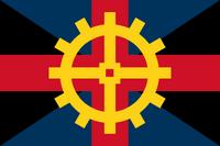 Thracian Executive Council Flag
