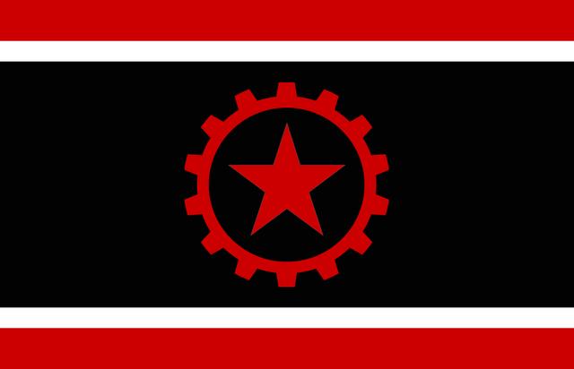 File:Libertarian socialist flag by frankoko-d4z0v3q.png