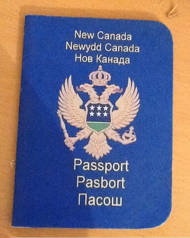 File:New Canadian passport.JPG