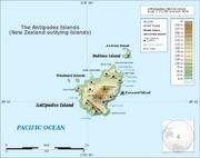 Linde island territory